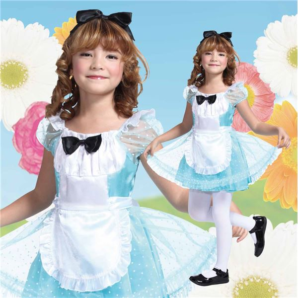 0bd5e7a3e6d7d アリスコスプレ子供 不思議の国のアリス 仮装 キッズ ハロウィン 通販