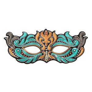 【2012ハロウィン】 Masquerable Mask 0104v(仮装マスク) - 拡大画像