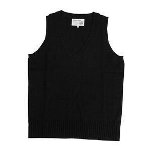 制服 コスプレ衣装 【ベスト ブラック Lサイズ】 クリーニング可 アクリル 『TeensEver』 〔イベント〕 の画像