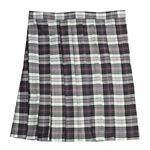 【コスプレ】 TeensEver(ティーンズエバー)TE-12AW スカート (グレーチェック) LL(大きいサイズ) 4560320846116