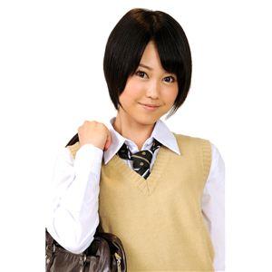 【コスプレ】 TeensEver(ティーンズエバー)TE-12AW ネクタイ (紋章/ブラック/ホワイト) 4560320846253 - 拡大画像