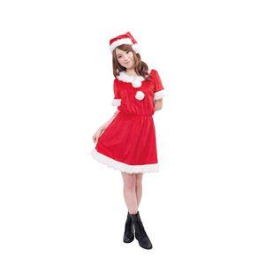 【クリスマスコスプレ】コンフォートサンタ 4560320843955 - 拡大画像