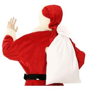 【クリスマスコスプレ 衣装】サンタさんの袋 4571142444510 - 拡大画像