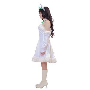 【クリスマスコスプレ】スウィートトナカイ ホワイト 4571142469254の写真3