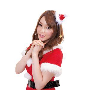 【クリスマスコスプレ】スターサンタピン 4560320844402 - 拡大画像