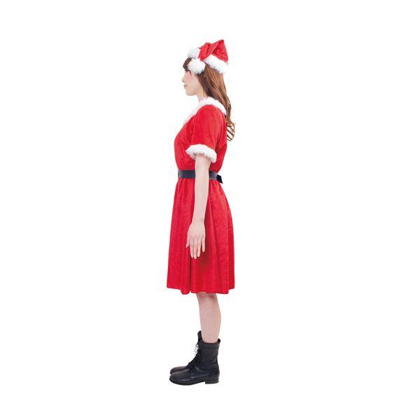 【クリスマスコスプレ】ドレッシーサンタ 4560320843948