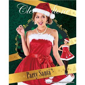【クリスマスコスプレ】パーティーサンタ レッド 4571142469193