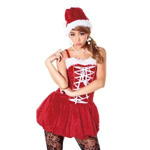 【クリスマスコスプレ 衣装】バルーンフィットサンタ 4560320844037