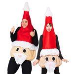 【クリスマスコスプレ 衣装】ビックサンタ 4560320827672