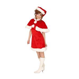 【クリスマスコスプレ】プチケープサンタ 4571142469247
