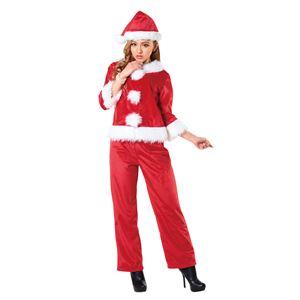 【クリスマスコスプレ】ベーシックパンツサンタ 4560320843962
