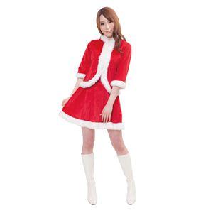 【クリスマスコスプレ】ベーシックフードサンタ 4560320843931 - 拡大画像
