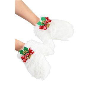 【クリスマスコスプレ】リンリンジングルグローブ 4560320844518 - 拡大画像