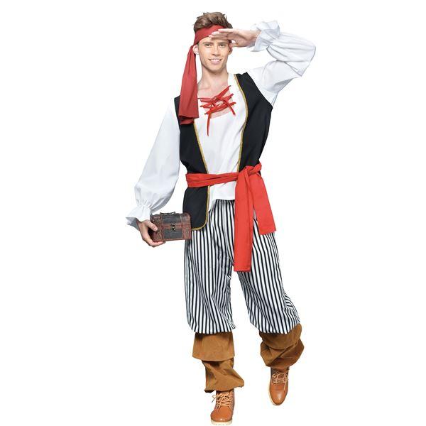 海賊コスプレ衣装 ニューヨークウィッシュ_M0402 ワイルドパイレーツ