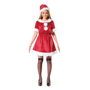【クリスマスコスプレ 衣装】コンフォートサンタ Ladies