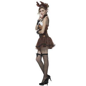 【クリスマスコスプレ 衣装】マジカルトナカイブロンズ Ladies
