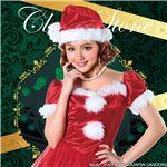 【クリスマスコスプレ 衣装】エアリースカートサンタ