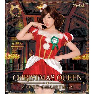 【クリスマスコスプレ】クリスマスクイーン - 拡大画像