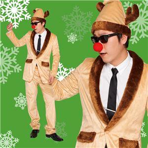 【クリスマスコスプレ】スタイリッシュトナカイの写真5