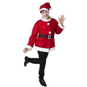 【クリスマスコスプレ】シンプルサンタジャケットの写真5