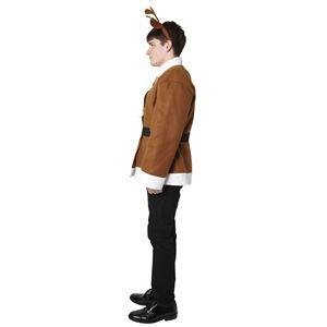 【クリスマスコスプレ】シンプルトナカイジャケットの写真4