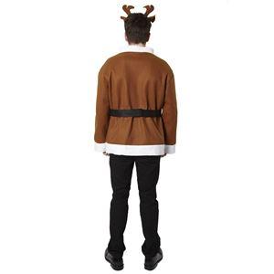 【クリスマスコスプレ】シンプルトナカイジャケットの写真5