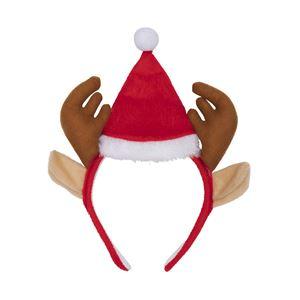 【クリスマスコスプレ 衣装】チビトナカイカチューシャ UNISEX h02