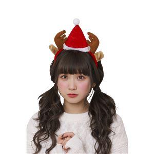【クリスマスコスプレ 衣装】チビトナカイカチューシャ UNISEX h03