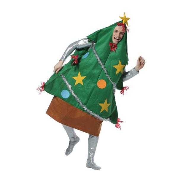 クリスマスおもしろコスプレ・クリスマスツリーの着ぐるみ ツリーマン