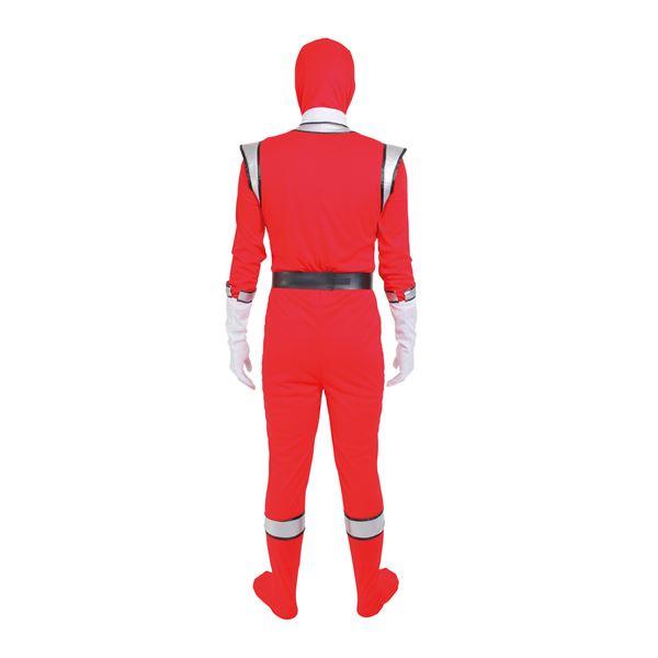 戦隊衣装 コスレンジャー 赤・レッド