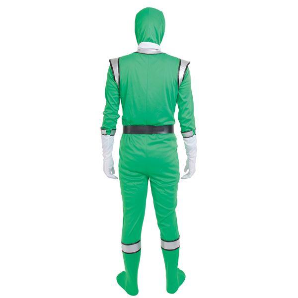 コスレンジャー 緑(グリーン)