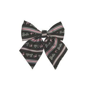 Barbie School(バービースクール) リボン(織柄) ブラック - 拡大画像
