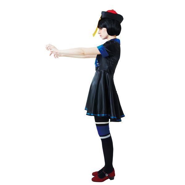 【キョンシー衣装・女性用】キョンシーガール