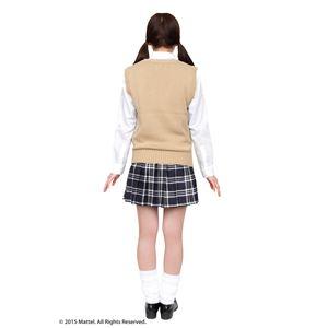 Barbie School(バービースクール) Barbie ベスト ベージュ L