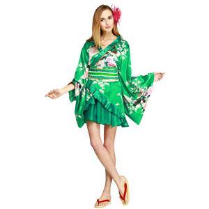 【コスプレ・着物ドレス】Dream Date Emerald Green M