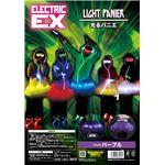 ELEX(エレクトリック イーエックス)光るパニエ 紫の画像