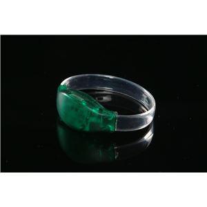 ELEX(エレクトリック イーエックス)光るブレスレット 緑