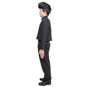 学ラン/コスプレ衣装 【短ラン】 メンズ180cm迄 上着 パンツ付き 『木更津』 〔イベント パーティー〕