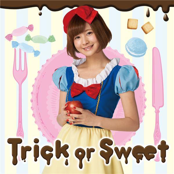 TRICK or SWEET コスプレ ガーリーアップル