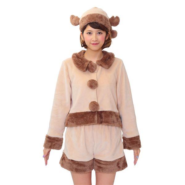 【クリスマスコスプレ 衣装】 Sweet Soft キュートパンツトナカイ