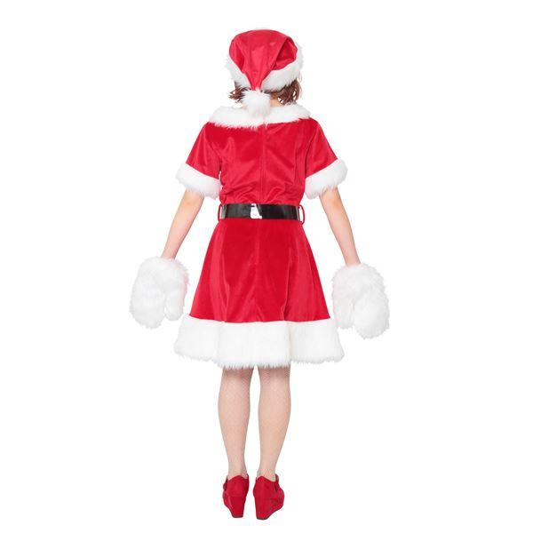 【クリスマス サンタ コスプレ衣装】キャンディサンタ・プレミアム