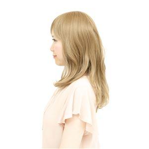 耐熱ウィッグ/コスプレ衣装 【フワミディロング...の紹介画像3