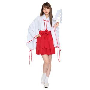 コスプレ衣装/コスチューム 【ミニリボン巫女】 レディース155cm~165cm 『トキメキグラフィティ TG』