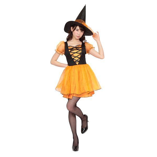 ハロウィン 魔女 コスプレ衣装 トキメキグラフィティ ビビッドウィッチ