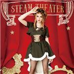 コスプレ衣装/コスチューム 【飛行士 レディース】 身長155cm~165cm ポリエステル 『steampunk』 〔イベント〕