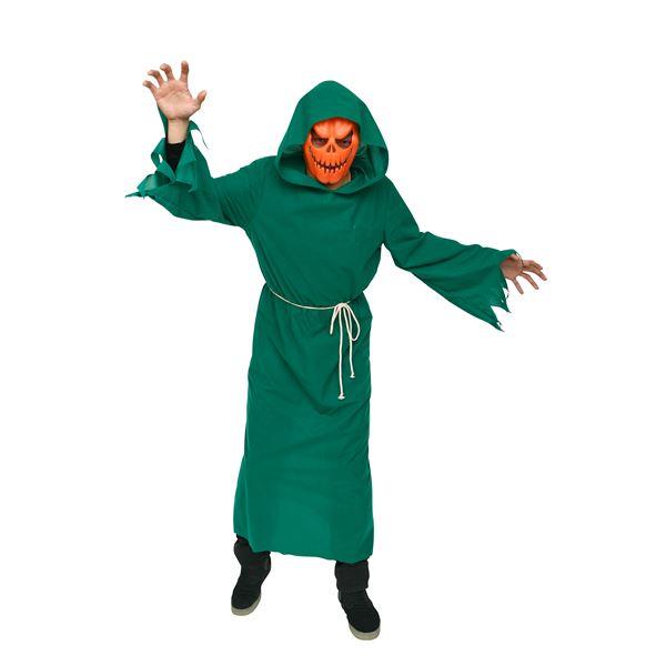 【音が出る!ハロウィンコスプレ】 Horror scream(ホラー スクリーム) パンプキン
