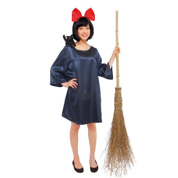 【ハロウィン コスプレ 丈長め】 魔女の宅配屋さん