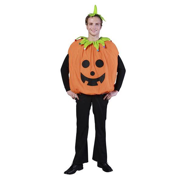 【かぼちゃの着ぐるみ】スマイルパンプキン UNISEX