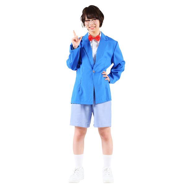 【名探偵コナン風コスチューム】コスの極み おぼっちゃん小学生