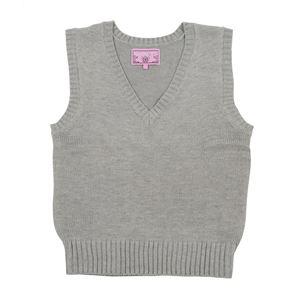 制服 コスプレ衣装 【ベスト 杢グレー Lサイズ...の商品画像